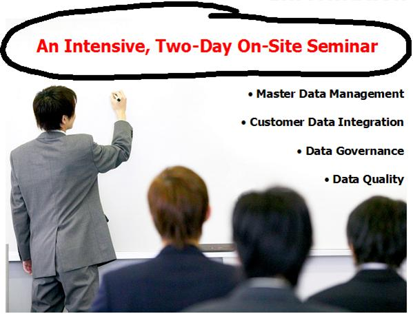 Two-Day, On-Site MDM Seminar