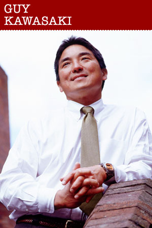 Guy Kawasaki as Evangelist