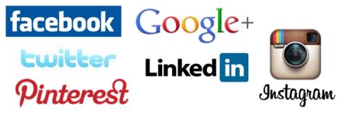Social Networking Logos
