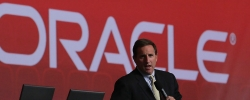 Mark Hurd Oracle President