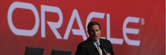 Mark Hurd Oracle President