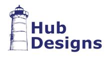 Hub Designs Logo