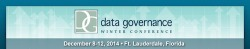 Data Governance Winter Conference 2014