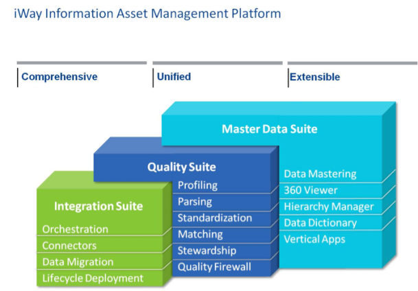 iWay Information Asset Management Platform