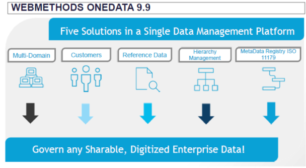 webMethods OneData 9.9